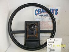 Genuine 1989 Chevrolet Camaro Steering Wheel
