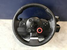 Logitech Driving Force GT Racing Wheel for PS2 PS3 PC E-X5C19 Grand Turismo