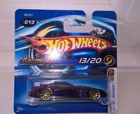 Hot Wheels Formul8r  Number 013 Dated 2005 Mint on Card