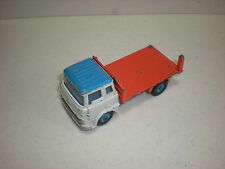 VINTAGE DINKY TOYS BEDFORD TK TIPPER 435 1964-1971 WHITE CAB 1/43 ENGLAND