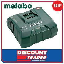Metabo 14.4V - 36V ASC ULTRA Air Cooled Quick Battery Charger - 6.27265