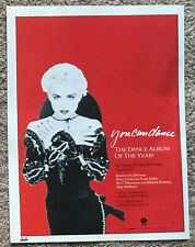 MADONNA - YOU CAN DANCE 1987 Full page UK magazine ad
