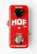 TC Electronic Hall Of Fame Mini Reverb Guitar Effects Pedal, New, #960803001