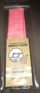 Protective SHOPPING CART Handle Guard Keeps Hands Sanitary Universal Size NEW