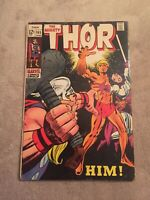 Thor #165 1st Adam Warlock (as Him) Hot Book GOTG3 [Marvel Comics]