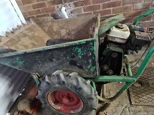 Power Wheel Barrow Honda Engine