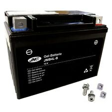 YB4L-B GEL-Bateria para Piaggio NRG 50 LC Dt mc2 Rst año 1996-1998 de JMT