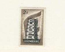 Luxembourg, Postage Stamp, #318 VF Mint Hinged, 1956 Europa