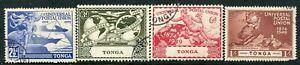 TONGA....  1949  U.P.U. set  used