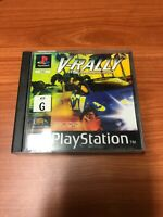 V-Rally - PS1 PlayStation 1 Game PAL Complete