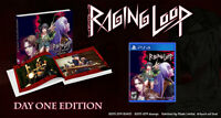 Raging Loop Day One Edition PlayStation 4, PS4 Brand New
