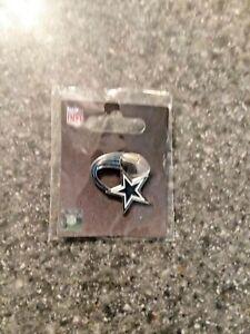 Brand-New Dallas Cowboys Lapel Pin NFL Free Shipping
