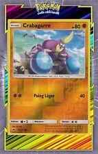 Crabagarre Reverse- SL3:Ombres Ardentes - 73/147 - Carte Pokemon Neuve Française