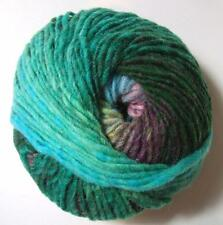 Noro Kureyon Jewel Teal Purple Blue Yarn Per Skein Color 389 Lot A