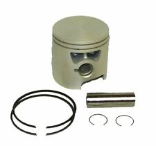 Piston Kit: Mercury 30-60 Hp .015 Over Size Only - 100-06-045K, 705-850026T 1