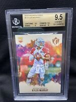 2019 Panini Chronicles Kyler Murray Gridiron Kings Rookie BGS 9.5- GEM MINT B55