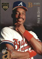 1995 (BRAVES) Upper Deck Electric Diamond Gold #108 Fred McGriff ANA