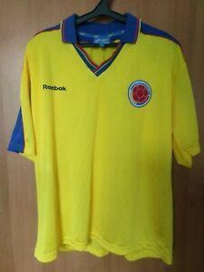 RARE Colombia original Reebok home shirt jersey camiseta 98-99-00 season Size XL
