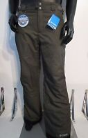 Mens S-M-L-XL-XXL Columbia Arctic Trip Insulated Waterproof Snow Ski Pants Army