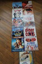 Lot 11 Films Français Laserdiscs  Le Diner de Con, les 3 Frères La vérité si je