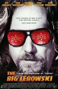 "The Big Lebowski ( 11"" x 17"" ) Movie Collector's Poster Print  - B2G1F"