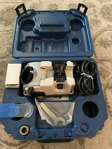 Drill Doctor 750x Drill Bit Sharpener with Carrying Case