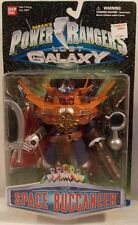 Power Rangers Lost Galaxy - Evil Alien Pirate Space Buccaneer With Hook Launch