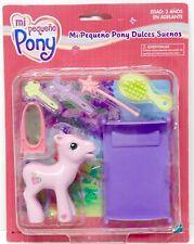 My Little Pony Desert Rose w/ Bed Spanish Version Mi Pequeno Pony Hasbro New