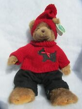 "The Bearington Collection ~MULLIGAN MacBearington Bear New NWT Plush 14"" Jointed"