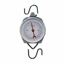 New 1 X 110 Lb Capacity Hanging Spring Kitchen Dial Scale Steel
