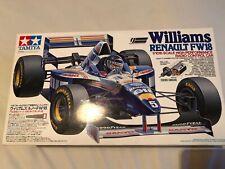 Tamiya F103RS Williams Renault FW18 Item 58179 RC Car 1/10 NEU F104 Kyosho F1