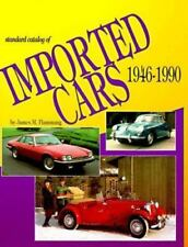 "FLAMMANG ""STANDARD CATALOG OF IMPORTED CARS 1946-1990"" 1992 1ST PB NF 1200 PIX!"