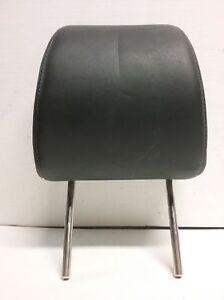 07 08 09 Mazda CX-9 front seat headrest black leather OEM