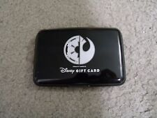 Disney Collectible Gift Card Case Star Wars Weekends 2015 Galactic Gathering