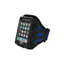 Étuis, housses et coques brassards bleus Samsung pour téléphone mobile et assistant personnel (PDA)