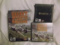 Secret Weapons Over Normandy PC BRAND NEW SEALED