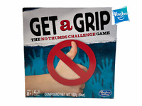 Get A Grip Game by Hasbro. The No Thumbs Challenge Game.  8 Years+