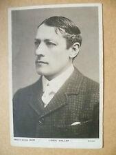 1905 Used Postcards- Actors LEWIS WALLER, No. 3008 + Stamp