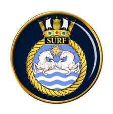 HMS Surf, Royal Navy Pin Badge