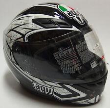 Casco moto helmet  AGV K-4 EVO gris grey Talla / Size XS
