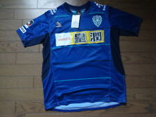Avispa Fukuoka 100% Original Japan Soccer Jersey 2011 Home J-League M BNWT