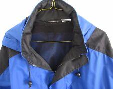 Marlboro Men's Jacket Windbreaker Coat Medium Hood Mesh Lining