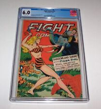 Fight Comics #53 - 1947 Fiction House Golden Age Issue - CGC FN 6.0