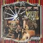 HINDER - WELCOME TO THE FREAKSHOW CD NEW!