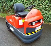 Linde P60 electric tow truck-tug-tractor / Not diesel / More forklifts in stock