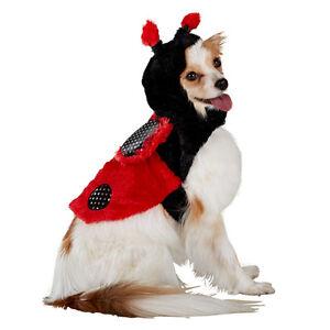 Ladybug Halloween Dog Pet Costume Small (New w/Tags)