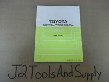 *Genuine Toyota 1984 STARLET Dealership Shop Electrical Wiring Diagram Manual