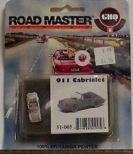 GHQ N Pewter 911 Cabriolet Kit Pt.# 51-005