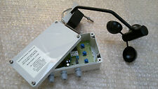Wind activated switch, wind speed only 12V dc power supply operation - Instromet