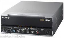 Sony HVR-M15E Deck Mini DV y DVCAM Grabadora de tamaño completo reproductor de cintas